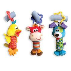 1.76$ (Buy here: http://alipromo.com/redirect/product/olggsvsyvirrjo72hvdqvl2ak2td7iz7/32458020108/en ) Rattles Kids Toys Chidren's Baby Toys stuffed animal Monkey plush toys baby teether hanging strollers  sound toys christmas gift for just 1.76$