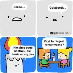 Polish Memes, Zero The Hero, Life Humor, Wtf Funny, Poland, Funny Animals, Maine, Haha, Reading