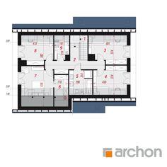 Dom w złoci Floor Plans, Exterior, Architecture, Modern, House, Detached House, House Floor Plans, Arquitetura, Trendy Tree