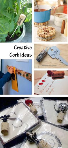 Cork Upcycling