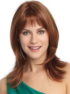 COM, you can find the best synthetic wigs America. We also have synthetic lace front wigs. To your surprise, our synthetic wigs cheap and have high quality, come and get them right now! Cheap Human Hair Wigs, Long Hair Wigs, Natural Hair Wigs, Remy Human Hair, Natural Hair Styles, Cheap Wigs, Hair Styles 2016, Medium Hair Styles, Long Hair Styles