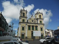 Igreja de N. Sra. da Saúde e Glória_Salvador_Brasil