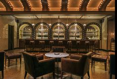 Charles H | Four Seasons Hotel | AvroKo | A Design and Concept Firm