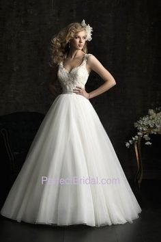 Lace Bodess Tool Ball Gown