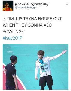 he would win if bowling was added