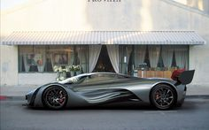 Mazda Furai: One of the most beautiful racing concepts ever made.