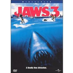 Jaws 3 (Widescreen)