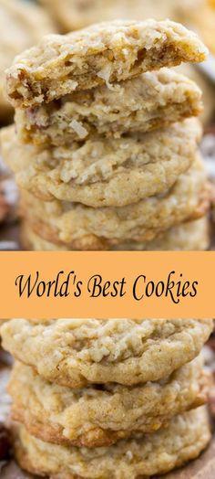 World's Best Cookies