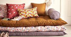 Coudre un matelas de sol pour une chambre d'enfant Discover all the explanations for sewing a children's bedroom mattress. An essential with high decorative potential.