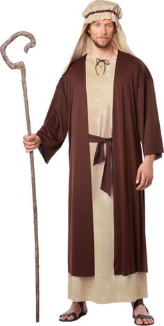 Adult Saint Joseph Costume - Party City