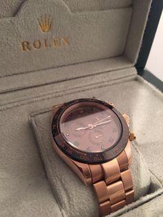 Rolex Wristwatches for Men Rolex Daytona, Wood Watch, Watches, Best Deals, Gold, Men, Accessories, Ebay, Wrist Watches