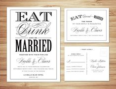 Use fun copy to add personality to your invite