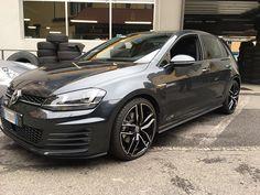 #Volkswagen #Golf #VII #MAK #SARTHE #BLACKMIRROR #JANTE #JANTES #WHEEL #WHEELS #RIM #RIMS #QUARTIERDESJANTES