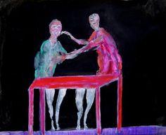 Ventriloquist by Andrew Litten