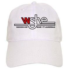 WSHE Official Baseball Cap  http://www.cafepress.com/shestuff.602994454