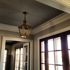 Ceiling Color Ideas beautiful tri-color coffered ceiling. this looks perfect for a