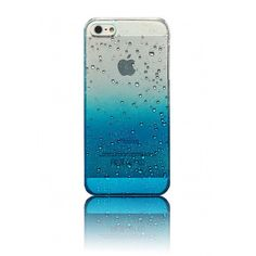 raindrop case (for my new iphone)