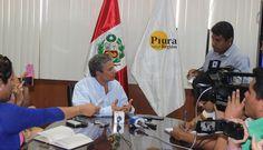 En el Gobierno Regional Piura