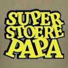 Papa is stoer! Hip!