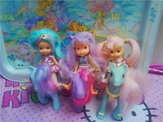 Moondreamers Dolls My Little Pony by Amu610