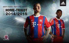 H νέα φανέλα της Bayern!