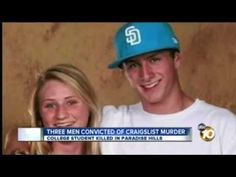 Mischief or Malice?    How to not stereotype when these sort of things are happening?    ===================================================    Craigslist Robbery and Murder in San Diego, California    Date: Nov 15, 2012    Source: http://www.10news.com/news/verdicts-expected-for-craigslist-ad-murder-case    ===========  Excerpts  ===========  SAN DIEGO - Thre...