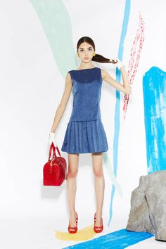 Alice   Olivia Spring 2013 Ready-to-Wear Collection