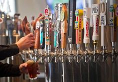 The massive beer selection at Yard House recently got an overhaul to keep up with sales and market trends.