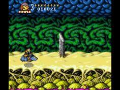 Uno de los #videojuegos considerado más difíciles de la historia, sobre todo el tercer nivel...