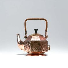 Tea Kettle (1908)- By Peter Behrens for AEG