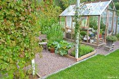 Garden / kasvimaa puutarha