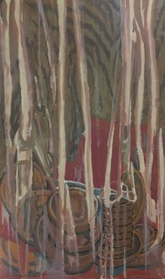 #377, gouache, 1983, 8,5'' x 14'', 55$
