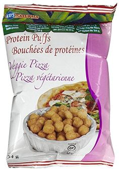Kays Naturals Protein Puffs Veggie Pizza 12 Ounce -- Want additional info? Click on the image.