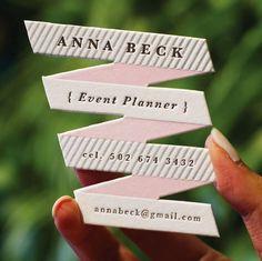 creative business card viaJukeboxprint