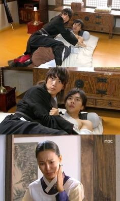Gu Family Book - Korean Drama... funny scene