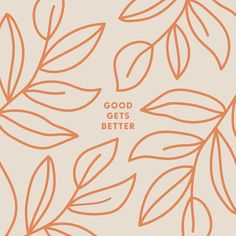 Love this design by Olivia Herrick. I love how she incorporates the orange leaves in with a great quote design The Words, Cool Words, Cute Quotes, Words Quotes, Sayings, Qoutes, Mom Quotes, Edgy Quotes, Peace Quotes