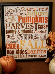 #Fall Subway Art #Printable By Antsi-Pants, Feautured @printabledecor1, #DIY, #Crafts