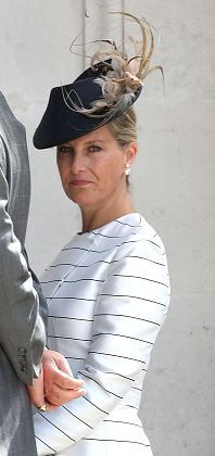 Countess of Wessex, August 15, 2015 in Jane Taylor | Royal Hats