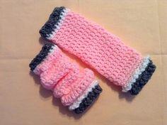 Leg warmers for infants