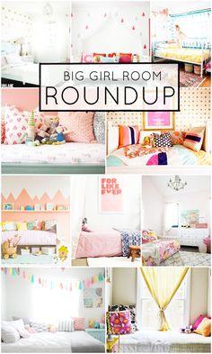 Big Girl Room Roundup