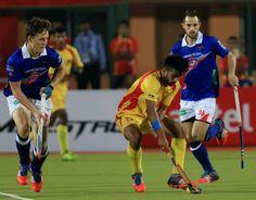 La troisième rencontre del'Hockey India League n'a pas toujours pas permis aux Dabang Mumbai de remporter un premier succès dans la compétition. Pourtant les coéquipiers de Tom Boon menaient déjà 0-2 face aux Ranchi Rays, à la fin du premier quart temps grâce à des buts de Glenn Turner et Santa Singh. Mais l'équipe localeContinue Reading →