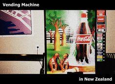 Vending Machine in New Zealand