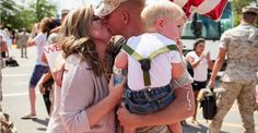 #PopularMilitary ..... Welcome home Sgt. Weaver. We thank you and your family for your sacrifice! #Marines #SemperFi ..... http://welcomehomeblog.com/2014/08/26/weaver-family-military-homecoming/