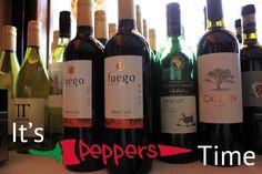 Peppers Restaurant, Menu Restaurant, Stuffed Peppers, Dishes, Drinks, Bottle, Food, Drinking, Beverages