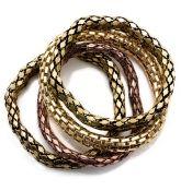 in the mix stretch bracelets