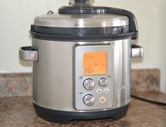 breville fast slow cooker