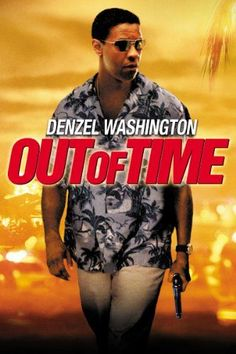"""Out of Time"" starring Denzel Washington.    http://www.youtube.com/watch?v=F6ivMuxOLsI"