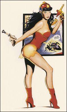 Jim Silke — Rocket Bettie