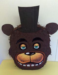 5 Nights at Freddy's Freddy Fazbear Party by pocpartiescomau