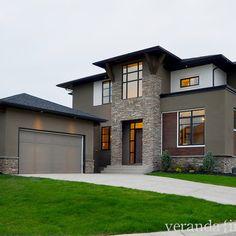 exterior colours | Veranda Estate Homes